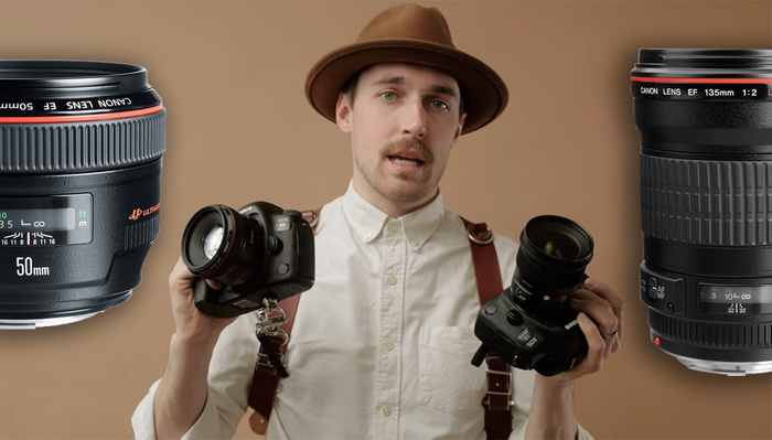 Why You Should Shoot Weddings With Two Camera Bodies and a Stack of Prime Lenses