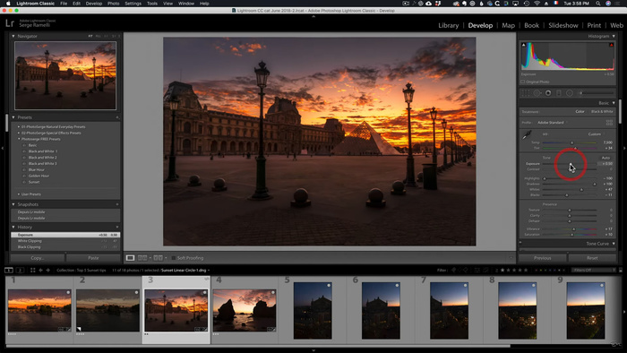 6 Secrets to Shooting and Retouching Dramatic Sunsets