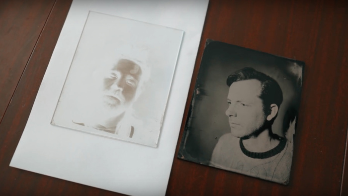 You Know What's Old That Can Be Made New? Wet Plate Collodion Photography