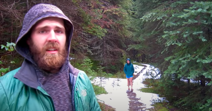 Travel Blogger Hikes From Mexico to Canada and Films One Second Each Day