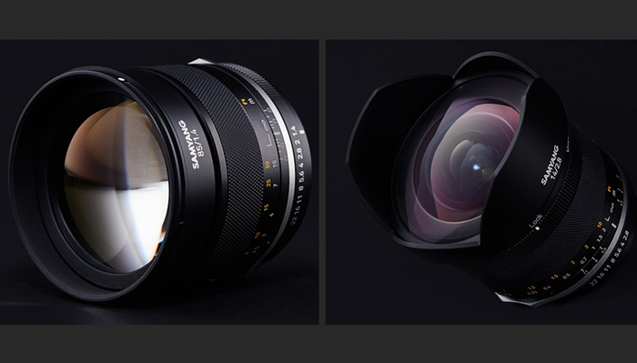Samyang/Rokinon Announces Updates to Two of Its Most Popular Lenses