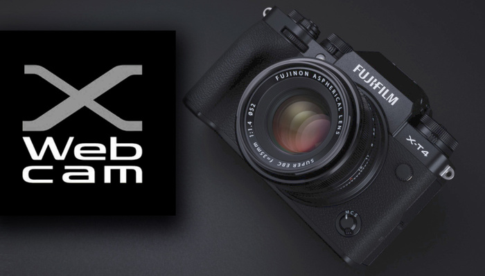 Fujifilm Just Released Its Own Webcam Software: You Can Now Zoom in Medium Format