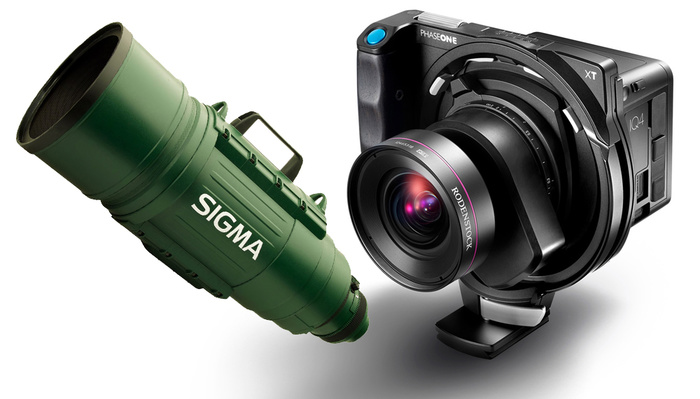 What's Your Dream Camera and Lens?
