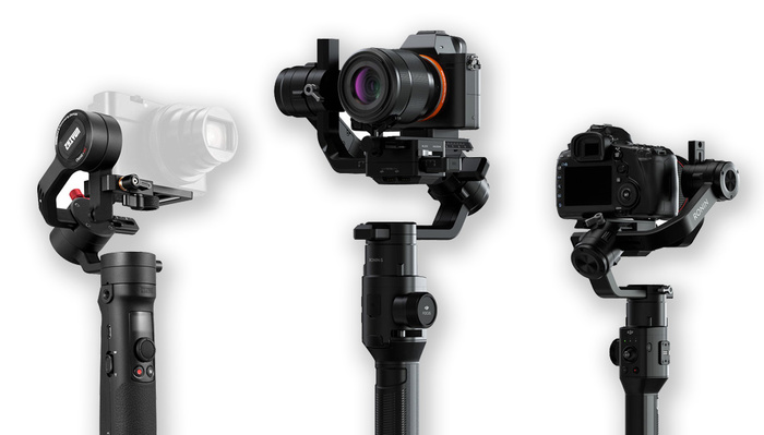 How to Choose the Right Gimbal for You