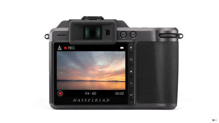 Hasselblad Launches Firmware Update With Video for the X1D II 50C, 907x, and XCD 45P