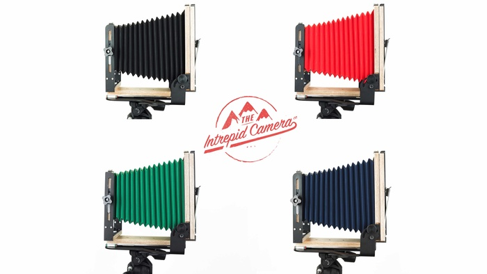 Intrepid Camera Co. Launch a Lightweight and Affordable 5x7 Large Format Camera