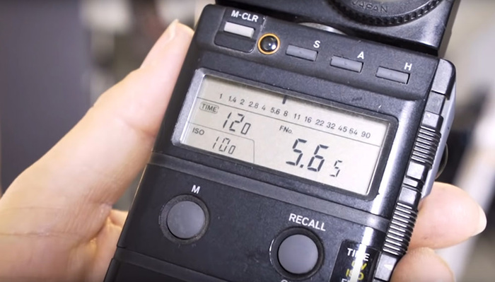 Two Reasons Not to Use a Light Meter