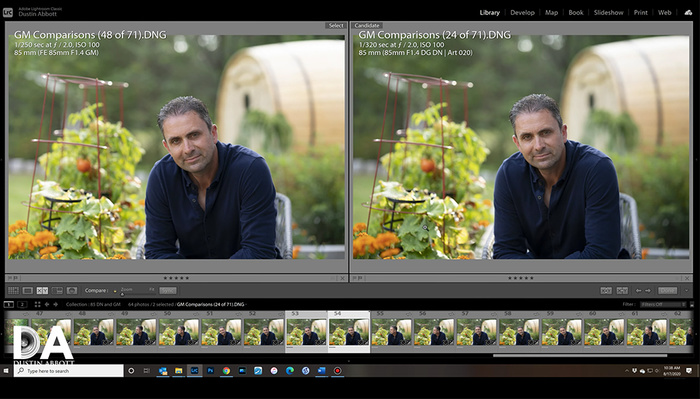 A Comparison of the Sony FE 85mm f/1.4 GM and Sigma 85mm f/1.4 DG DN Art Lenses