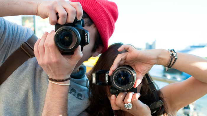 Is Photographic Imitation the Highest Form of Flattery or Just Shady Poaching?