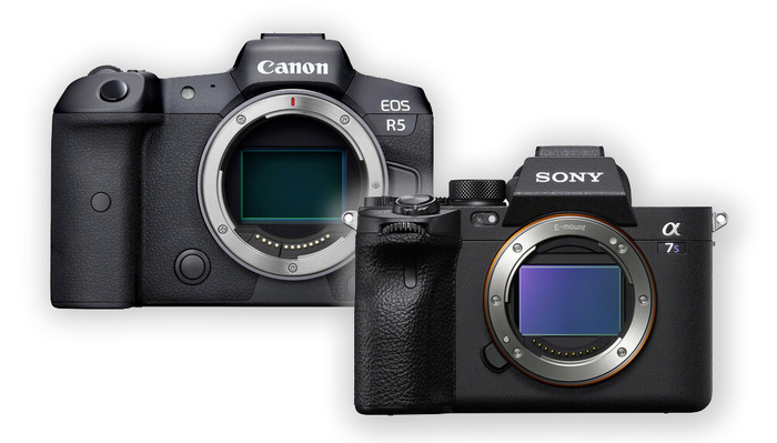 Would You Choose the Sony a7S III Over the Canon EOS R5?