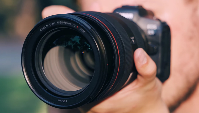 A Look at the Unique Canon RF 28-70mm f/2L USM Lens