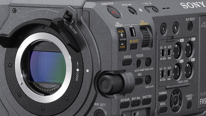 New Sony FX9 Firmware Brings Substantial Updates
