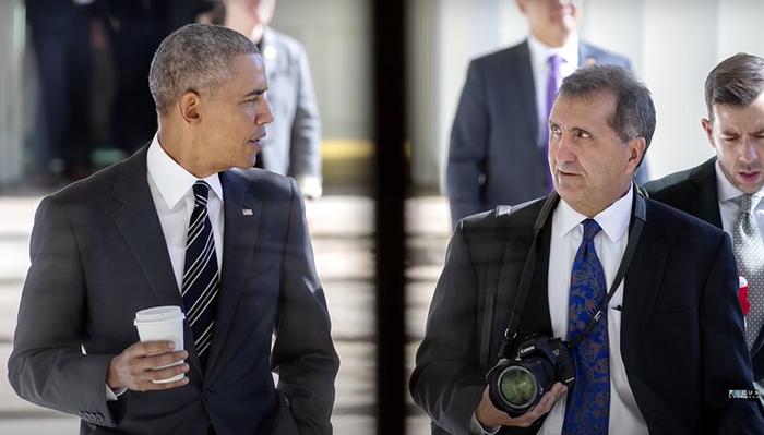 Fstoppers Interviews Legendary White House Photographer Pete Souza
