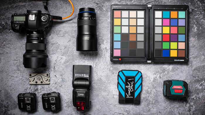 What Gear Do Restaurant Photographers Need?