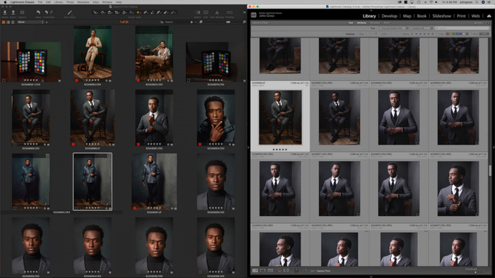 Which is Better for Studio Portrait Photography, Lightroom Classic or Capture One 20?
