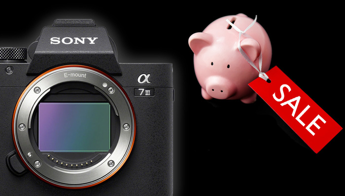 Discount Alert: The Sony a7 III Has Never Been So Cheap