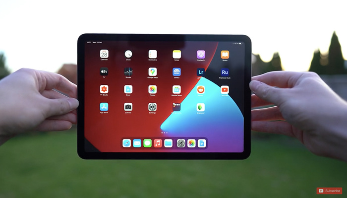 How Good Is the 2020 iPad Air for Content Creators?