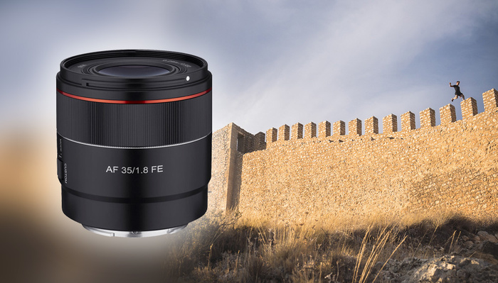 The Lens That Every Sony User Should Buy? Fstoppers Reviews the Samyang 35mm f/1.8