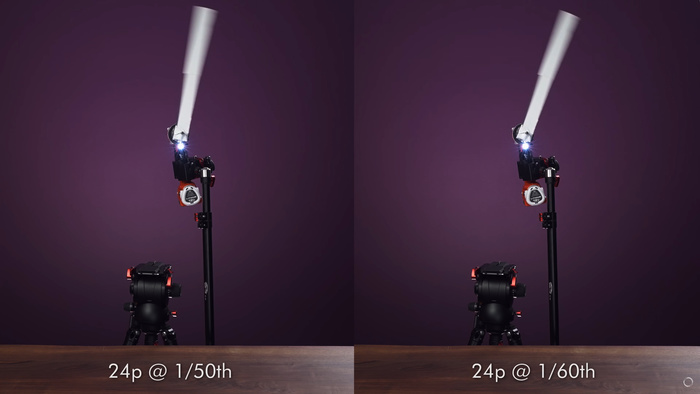 Testing the Rules for Motion Blur, Shutter Speed, and Shutter Angle