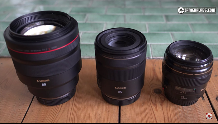 What Is the Best 85mm Lens for Canon Mirrorless Photographers?