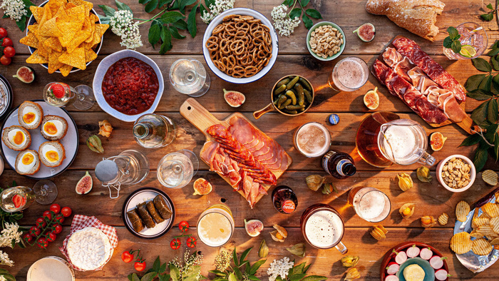 A Look at Different Types of Food Photography Backgrounds