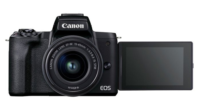 Canon Announces EOS M50 Mark II for Vloggers and Families