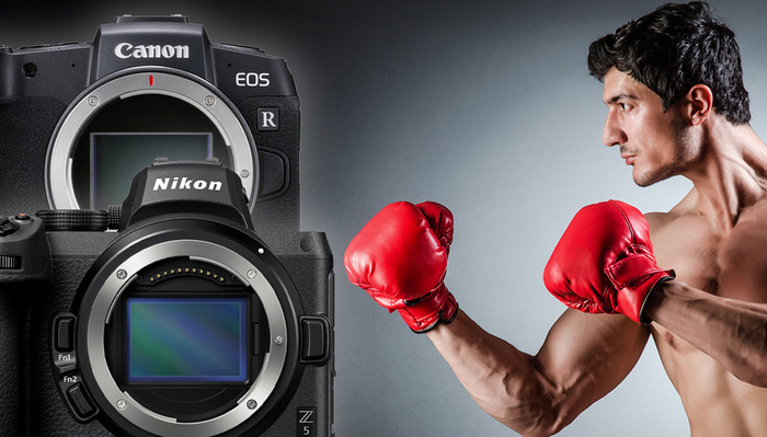 Canon EOS RP Versus the Nikon Z 5: Which One Should You Buy?
