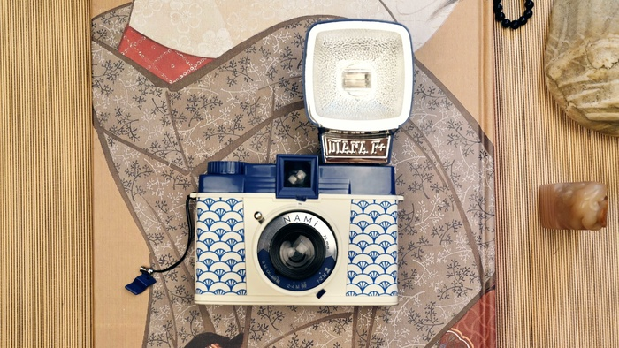 Lomography Releases Diana F+ Nami Edition: An Inexpensive Medium Format Film Camera