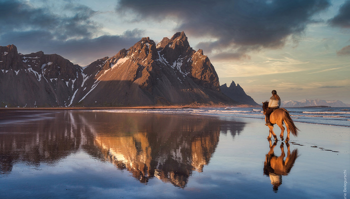 Skylum Gives Us a Sneak Peek of Sky Reflections in Water