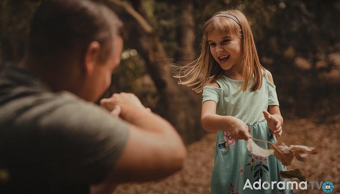 5 Tips for Better Natural Light Family Portraits