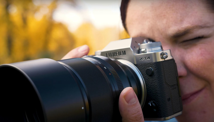 Portrait Photography With the Fujifilm 50mm f/1.0