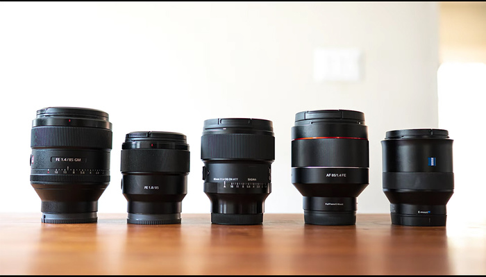 What Is the Best 85mm Prime Lens for Sony Shooters?