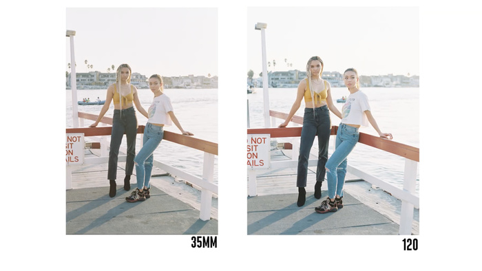 The Age Old Debate: 35mm Full Frame Versus Medium Format Film