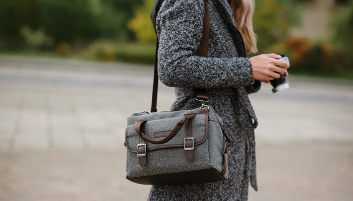 Looking for a New Accessory This Fall? Fstoppers Reviews K&F Messenger Bag