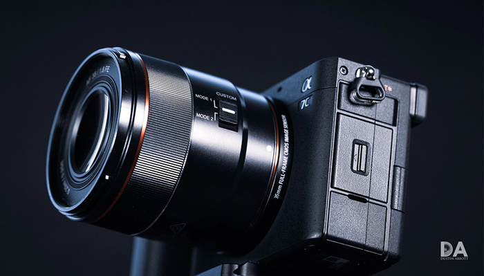 A Review of the Samyang AF 35mm f/1.8 FE Lens