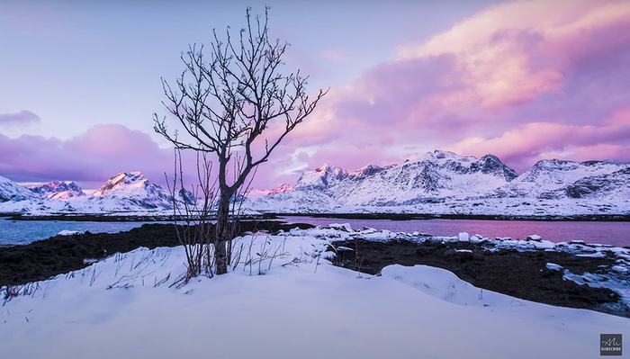Creating Balance in Landscape Images
