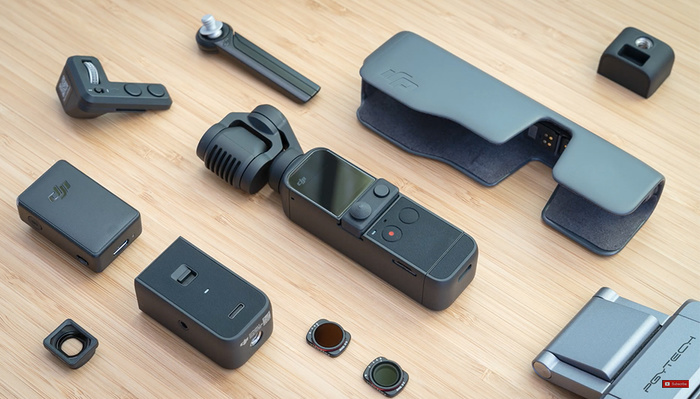 Portable and Versatile: A Review of the DJI Pocket 2