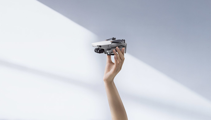 DJI Announces More Powerful Mini 2 Drone With 4K and OcuSync 2.0
