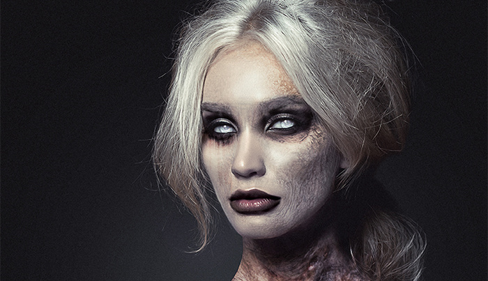How To Create Evil Undead Eyes in Photoshop