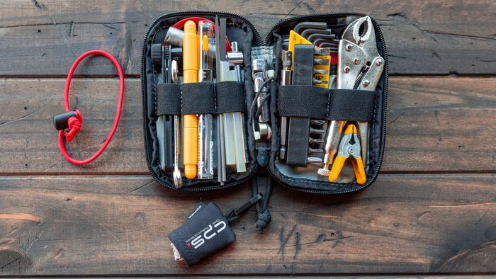 A Small Everyday Photography Toolkit for Travel and On-Location Photoshoots