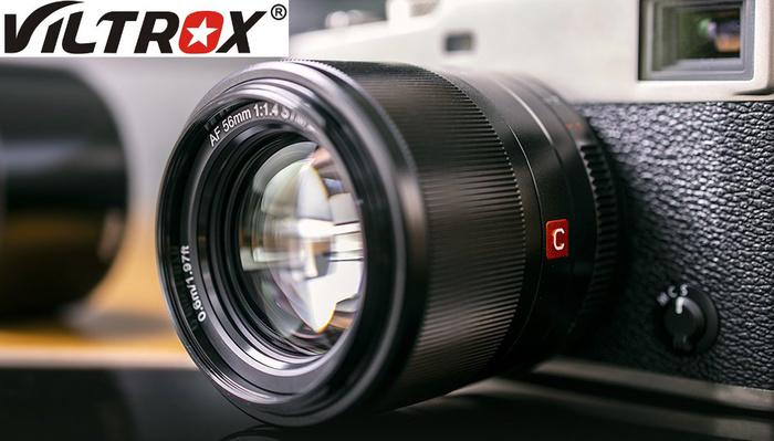 Fstoppers Reviews the Viltrox 56mm f/1.4 APS-C: The Perfect X-Mount Portrait Lens?