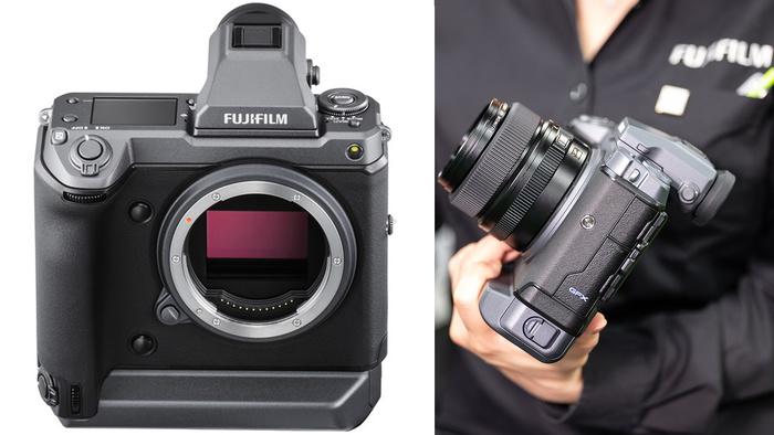 400 Megapixel Shots Now Possible After Fujifilm GFX 100 Firmware Update