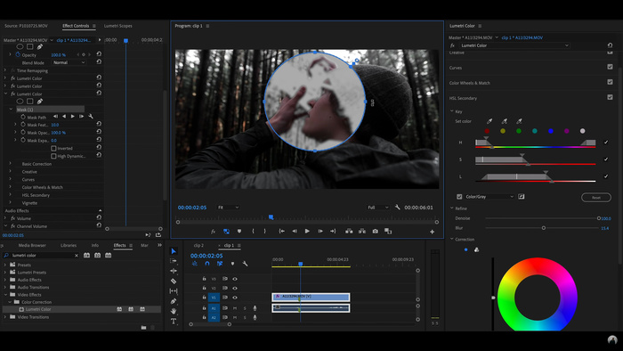 One Simple Trick for Better Color Grading in Adobe Premiere Pro