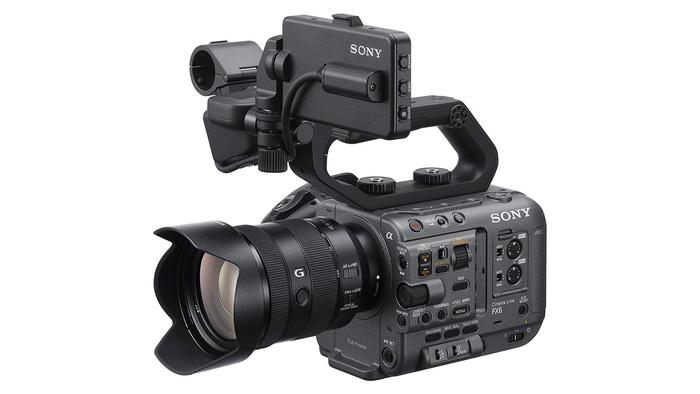 Sony FX6 Announced: Full-Frame E-Mount Cinema Camera Beast for $6,000