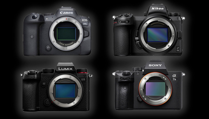 Canon R6, Sony a7 III, Nikon Z 6II, and Panasonic S5: Which Is Best?
