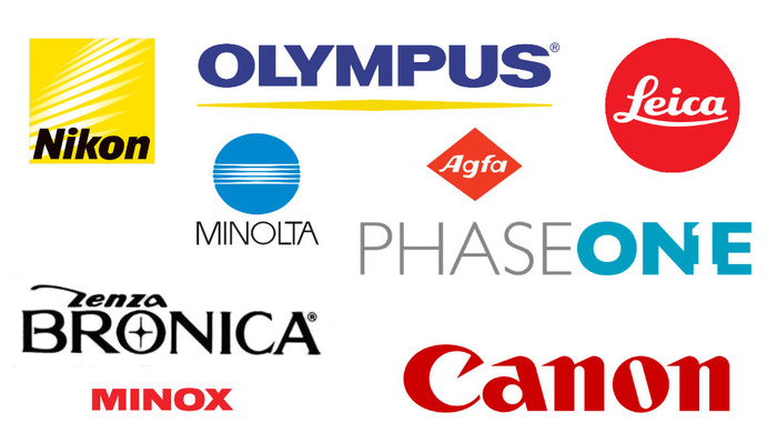 Which Camera Manufacturer Has the Best Logo?