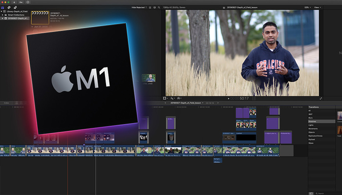 Could Apple Silicon Make Final Cut Pro X Cool Again?