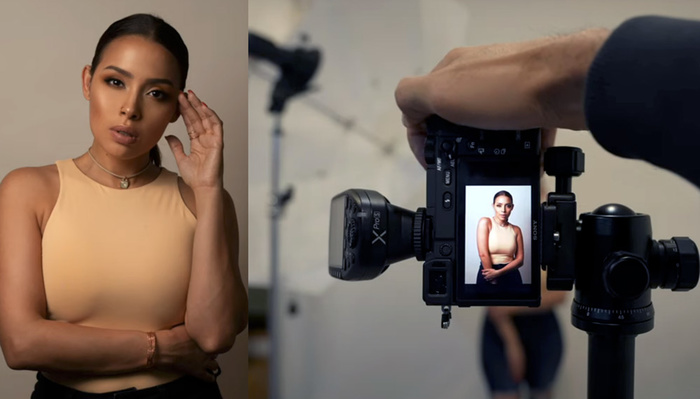 How To Get Professional Results With One Strobe on a Tiny Budget