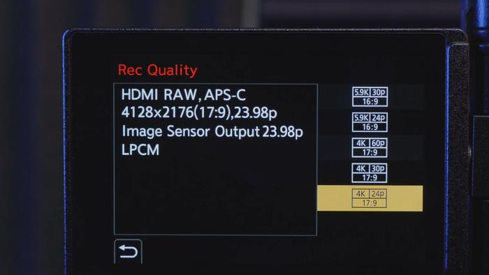 Will the Panasonic S5's New Firmware Kill the S1H?