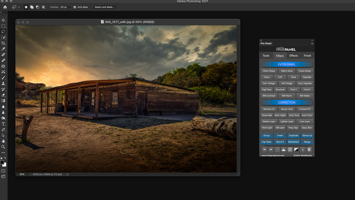 Pro Panel for Photoshop Can Save You Time and Effort